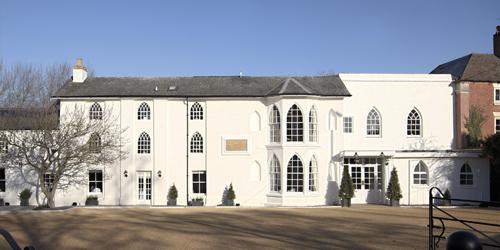 Warwick House, Warwickshire
